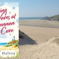 Making Waves at Penvennan Cove (The Penvennan Cove series Book 2) by @LinnBHalton #BookReview #NetGalley #ContemporaryRomanticFiction @Aria_Fiction