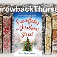 #ThrowbackThursday ~ Snowflakes On Christmas Street by Ivy Pembroke #ContemporaryFiction #Romance